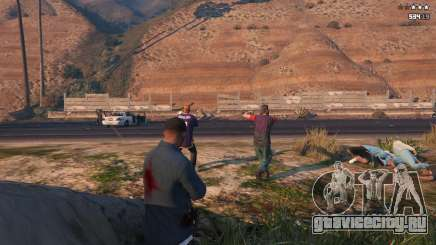 Bodyguard Squads 1.1 для GTA 5