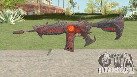 M4A1 Devils Eye для GTA San Andreas