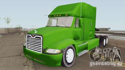 Mack Vision McDonald Recycling для GTA San Andreas