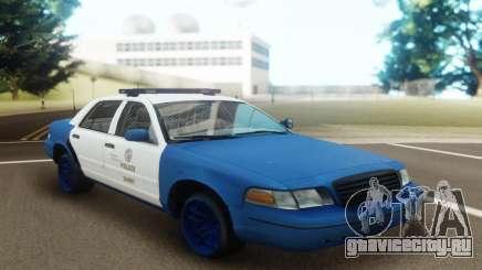 Ford Crown Victoria Classic Police для GTA San Andreas