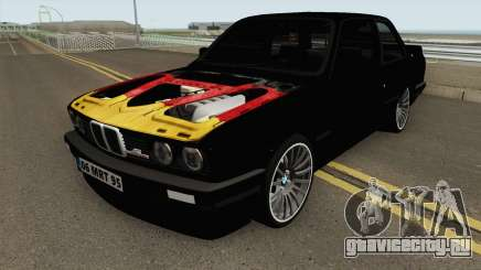 BMW E30 Drifter для GTA San Andreas