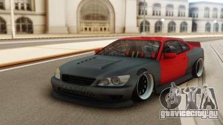 Nissan Silvia S15 Facelift Toyota Altezza для GTA San Andreas