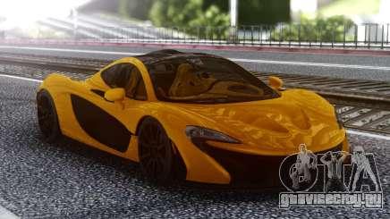 McLaren P1 Orange для GTA San Andreas