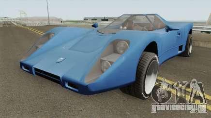 Ocelot Jackal Y GTA V IVF для GTA San Andreas