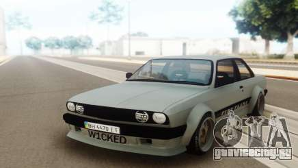BMW E30 Static Wicked 30s для GTA San Andreas