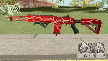 M14EBR SPARK STRIKER для GTA San Andreas
