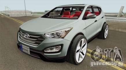 Hyundai Santa Fe 2015 HQ для GTA San Andreas