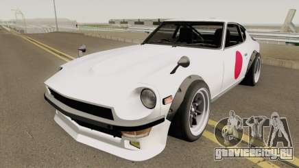 Nissan Fairlady 240Z Japan Anniversary Edition для GTA San Andreas