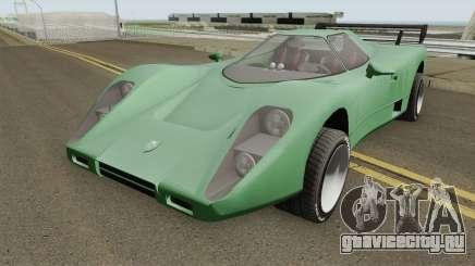Ocelot Jackal Y GTA V для GTA San Andreas