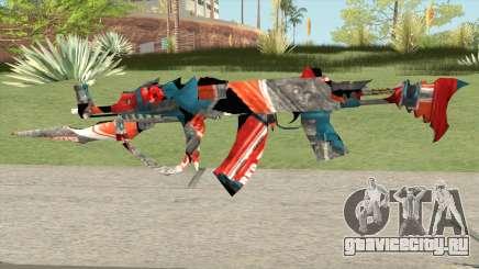 AKM Deep Freeze Bugged для GTA San Andreas