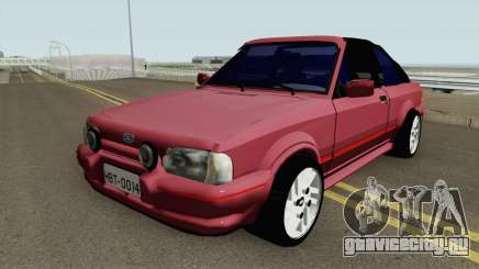 Ford Escort XR3 1992 Cabriolet HQ для GTA San Andreas