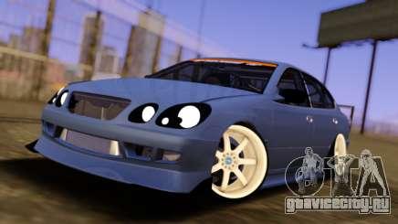 Toyota Aristo Sport для GTA San Andreas