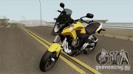 Honda CB500X 2015 для GTA San Andreas