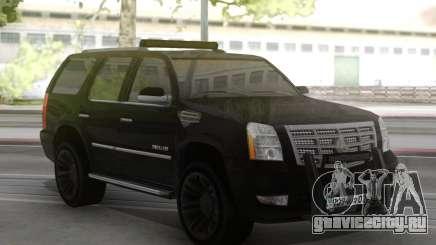 Cadillac Escalade Black Edition для GTA San Andreas