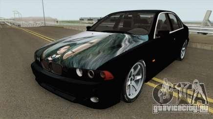 BMW E39 EnesTuningGarageDesign для GTA San Andreas