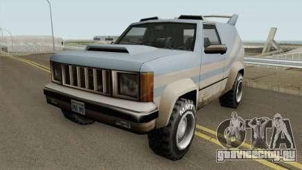 Rancher Safari для GTA San Andreas