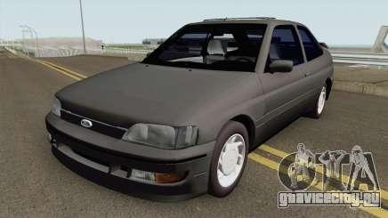 Ford Escort XR3 1995 для GTA San Andreas