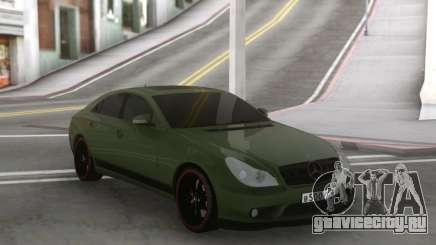 Mercedes-Benz CLS 63 Sedan для GTA San Andreas