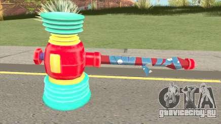 Rules of Survival Rainbow Hammer для GTA San Andreas