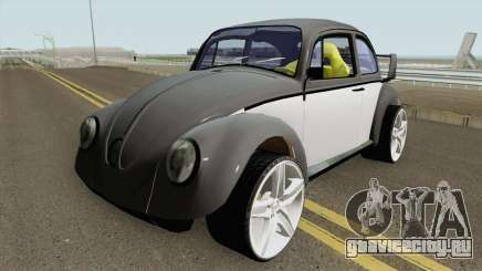 Volkswagen Beetle Engine V10 Viper для GTA San Andreas