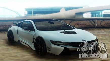 BMW i8 AC Schnitzer ACS8 White для GTA San Andreas