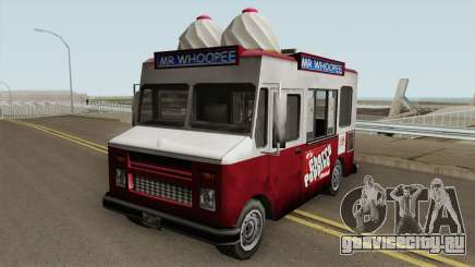 Mr. Whoopee from VC для GTA San Andreas