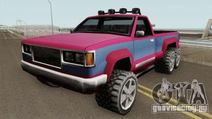 Yosemite 6x6 V1 для GTA San Andreas