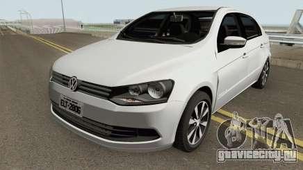 Volkswagen Voyage G6 1.6 Comfortline для GTA San Andreas