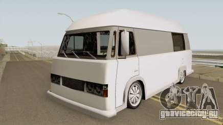 HotDog Campervan для GTA San Andreas