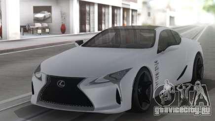 Lexus LC500 Stance для GTA San Andreas