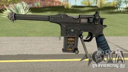The Batman Who Laughs Pistol для GTA San Andreas