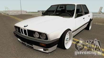 BMW 325i HQ для GTA San Andreas