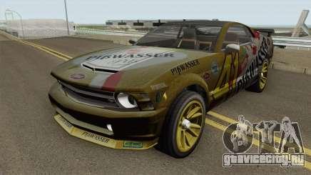 Ford Mustang GT Fastback PiBwasser для GTA San Andreas