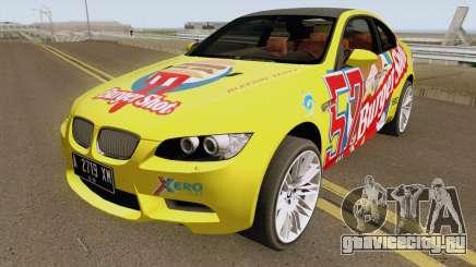 BMW M3 E92 Burgershot 2007 для GTA San Andreas