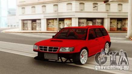 Subaru Forester SF для GTA San Andreas