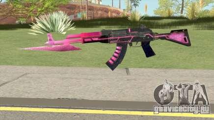 AKM FATAL ROMANCE для GTA San Andreas