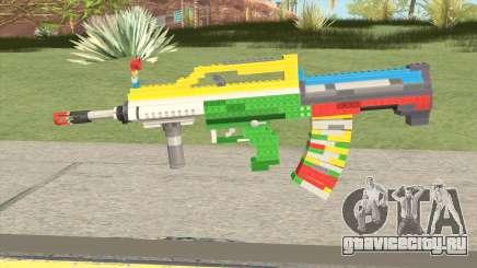 QBZ Block Bolter для GTA San Andreas
