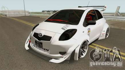 Toyota Yaris Burnok Speed для GTA San Andreas