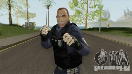 Skin PMERJ 2 для GTA San Andreas