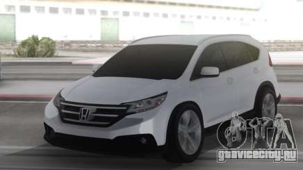 Honda CR-V 2013 для GTA San Andreas