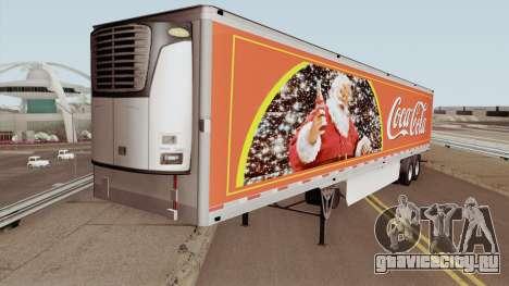 Trailer Coca Cola для GTA San Andreas