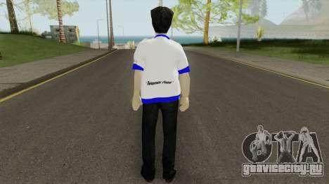 Malee Thailand Gamer для GTA San Andreas