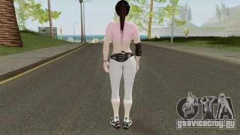 Kokoro (Sport Leggings) From DOA5LR для GTA San Andreas
