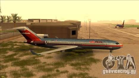 Боинг 727-200 USAir для GTA San Andreas