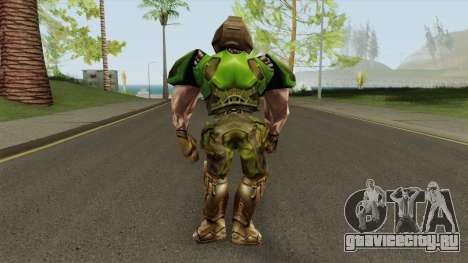 Doomguy - Quake III Arena для GTA San Andreas