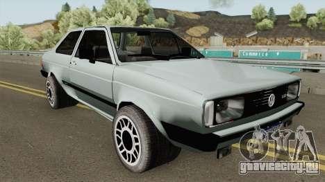 Volkswagen Voyage Super 1.8 1986 для GTA San Andreas
