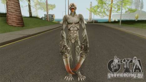 Licker V2 (Resident Evil: The Darkside Chronic) для GTA San Andreas