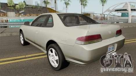 Honda Prelude Mk5 1998 (US-Spec) для GTA San Andreas