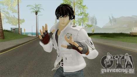 Kyo Kusanagi KOF XIV Custom для GTA San Andreas