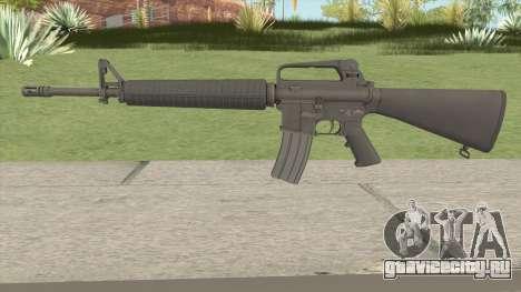 M16A2 HQ для GTA San Andreas